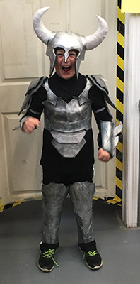 Steinolf the Viking Halloween Costume