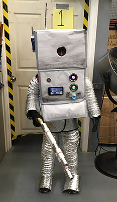 Botilizer Halloween Costume